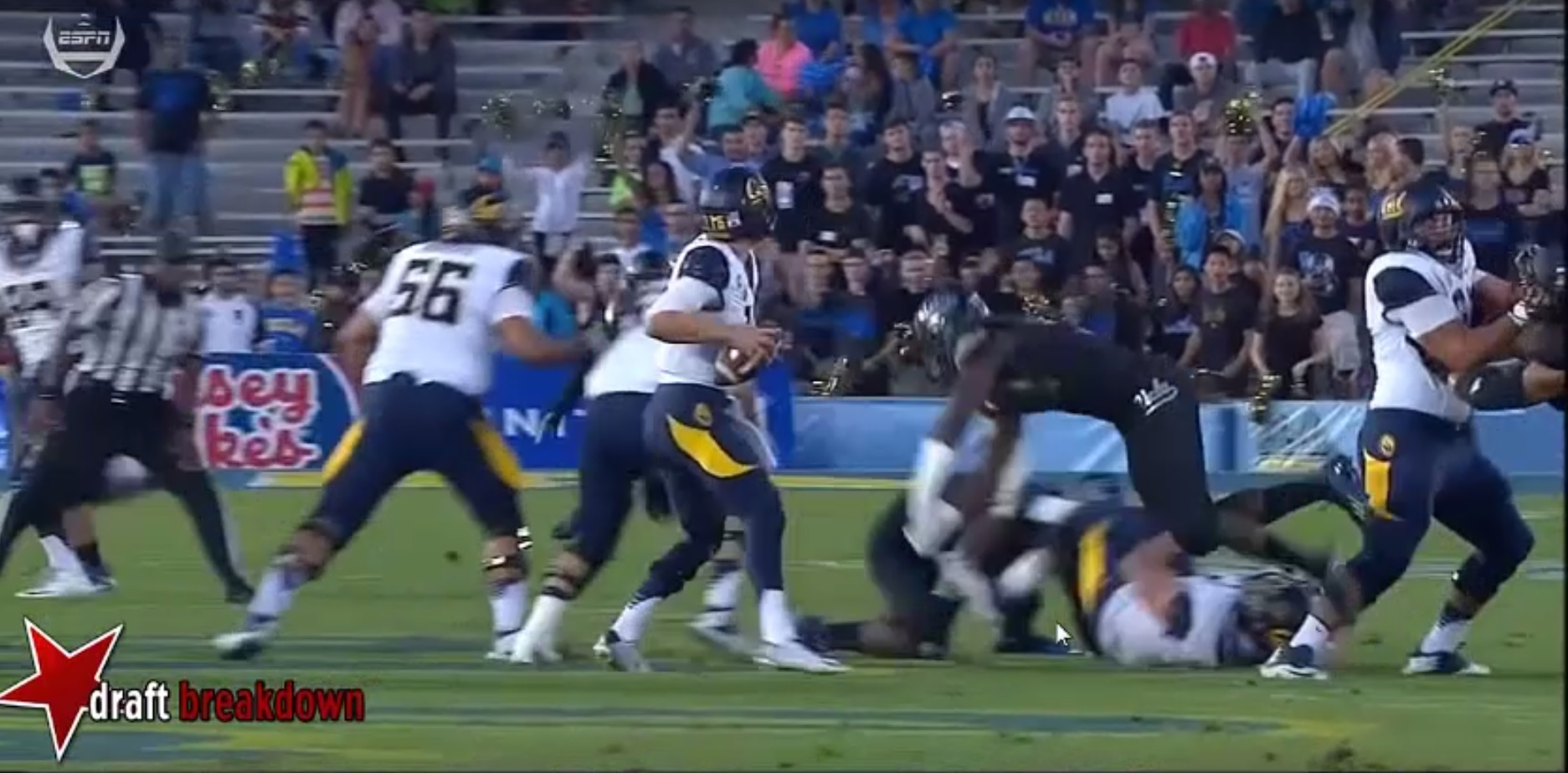 RSP Boiler Room No.29: QB Jared Goff & Pocket Presence