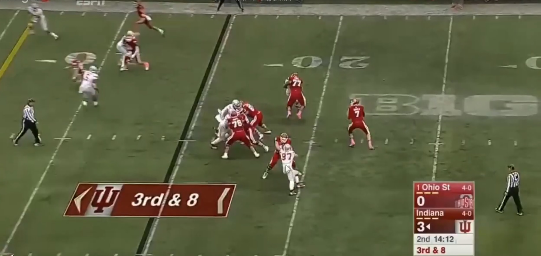 RSP Film Room No.84: DE Joey Bosa, OSU