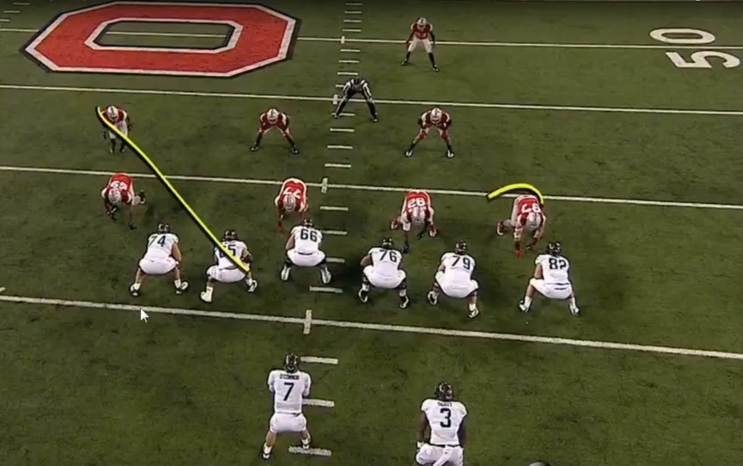 RSP Film Room No.82: LB Darron Lee w/Jene Bramel