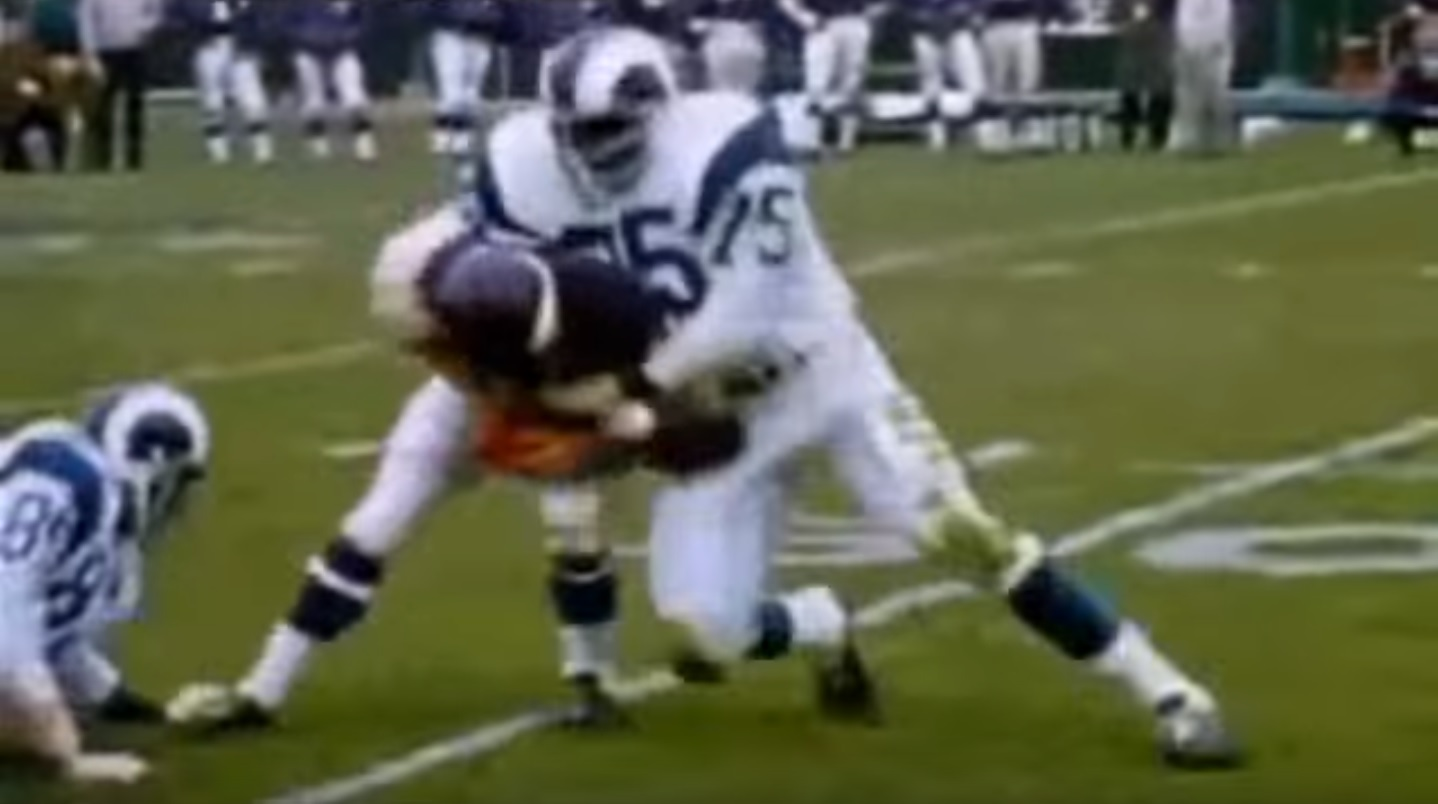 RSP Writers Project: Deacon Jones Stalking Fran Tarkenton