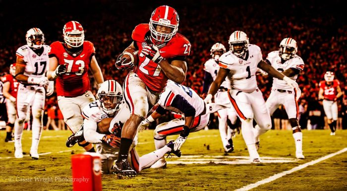 RSP Boiler Room No.35: RB Nick Chubb, Manipulation & Burst