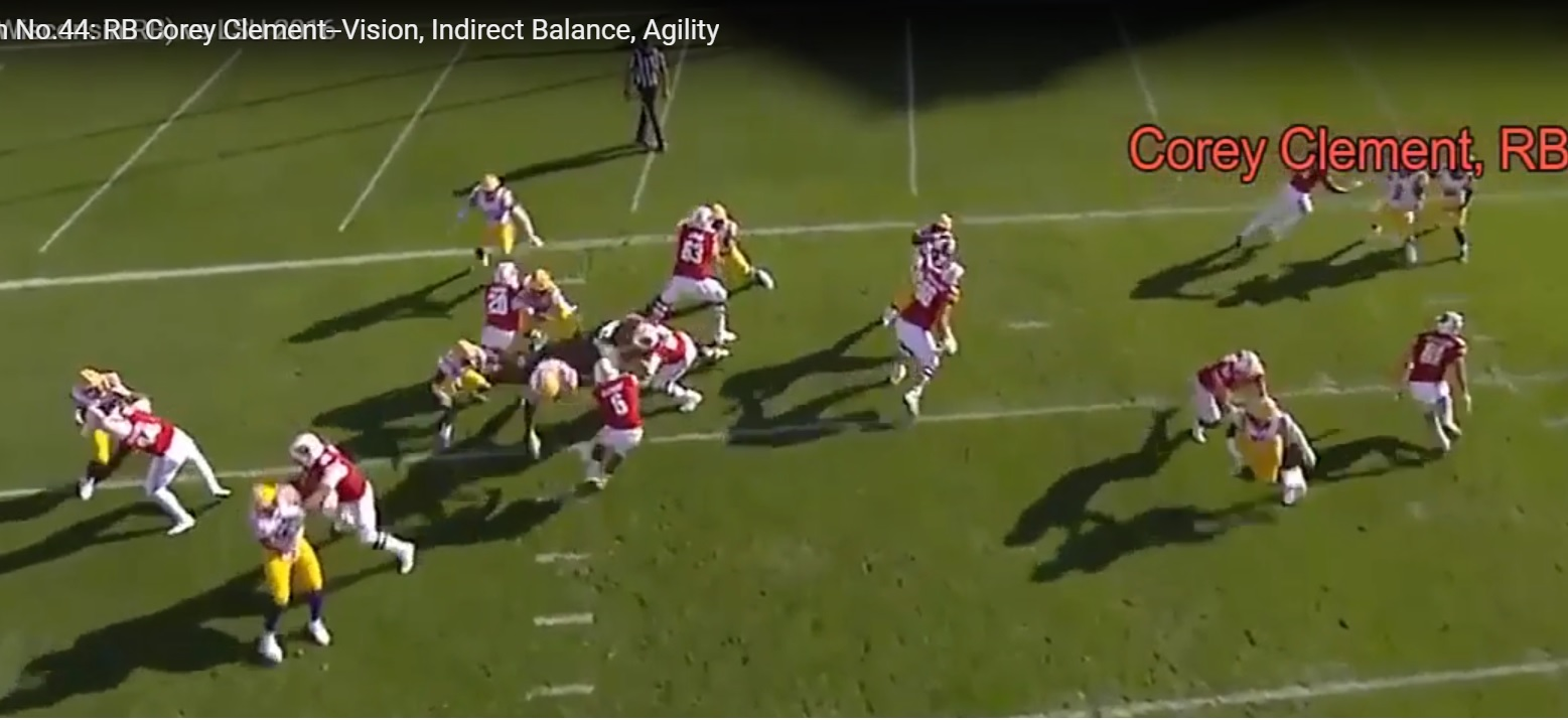RSP Boiler Room No.44: RB Corey Clement, Wisconsin