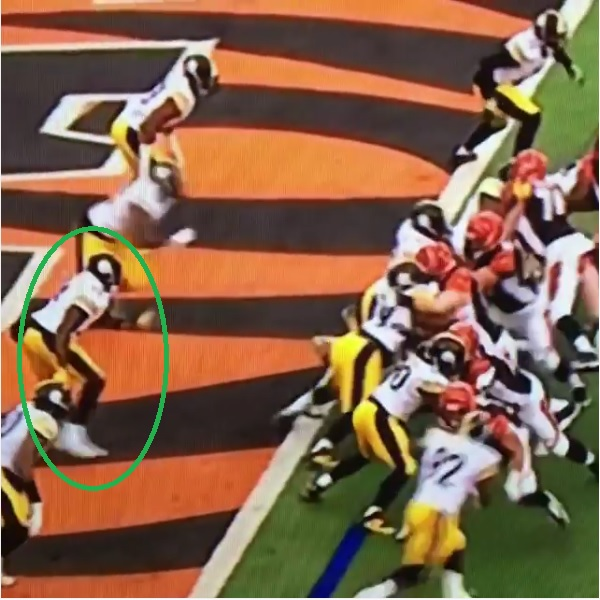 The NFL Lens: Timing the Dynamite w/Lawrence Timmons