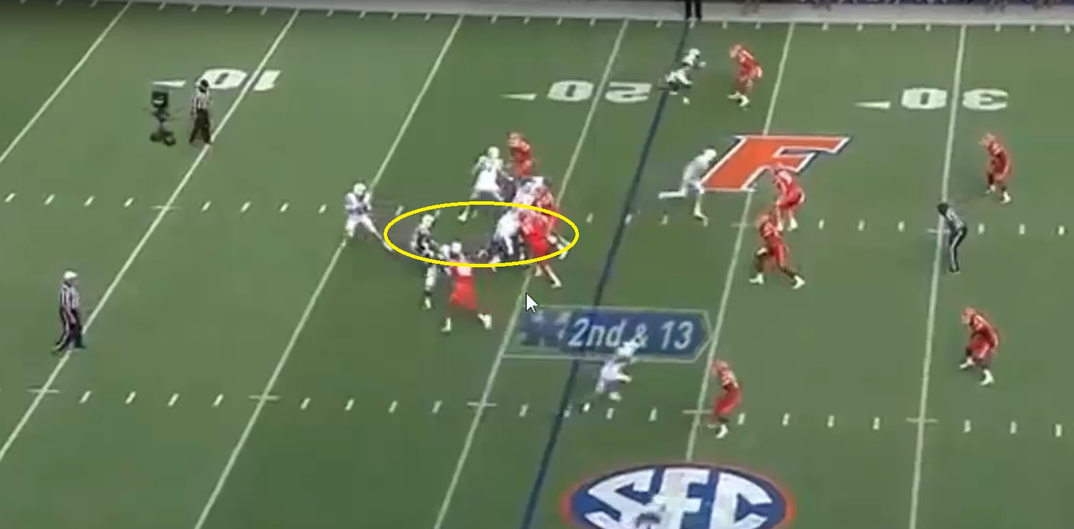 "RSP Boiler Room No.71: RB Stanley ""Boom"" Williams (Kentucky)"