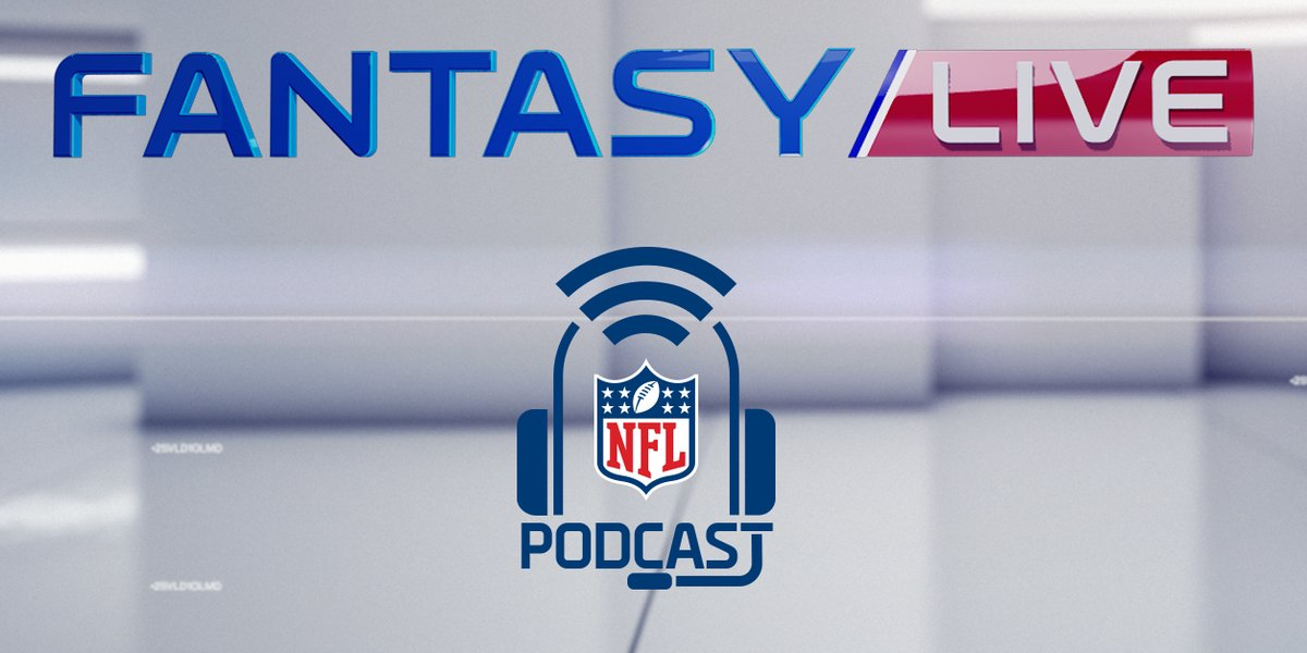 The Rookie Scouting Portfolio (RSP) on NFL Fantasy Live Podcast
