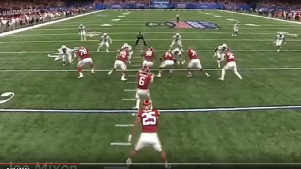 RSP Film Room NO.94: RB Joe Mixon (Oklahoma) – Extended Look