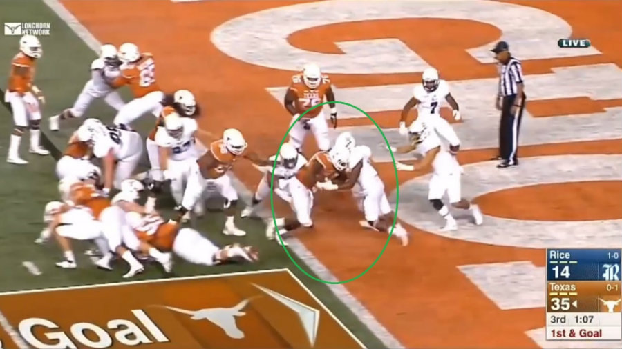RSP Boiler Room No.48: RB D'onta Foreman (Texas) Part II, The Goods