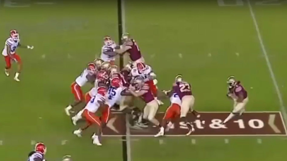 RSP Film Room No.87: RB Dalvin Cook (FSU)