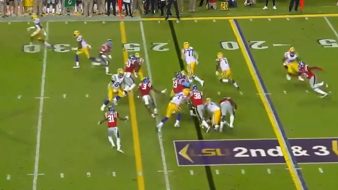 RSP Boiler Room: No.57 – Running Back Leonard Fournette (LSU) and Pacing