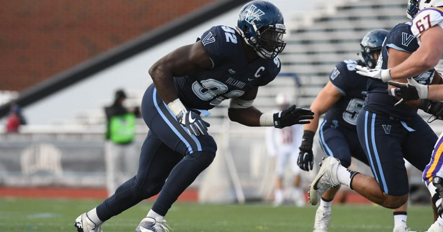 RSP Film Room No. 114: DE Tanoh Kpassagnon (Villanova)