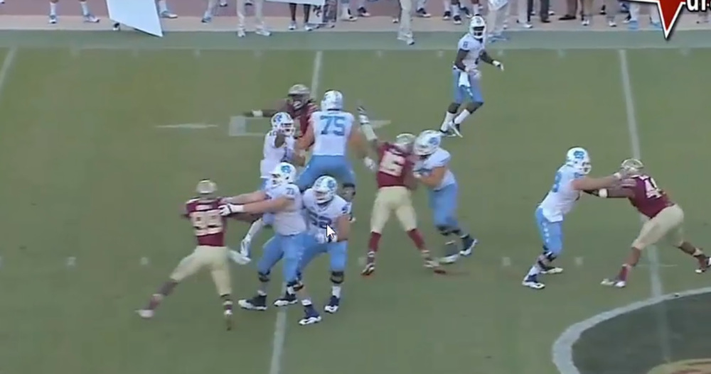 RSP Film Room No.101: QB Mitch Trubisky (North Carolina) Extended Look