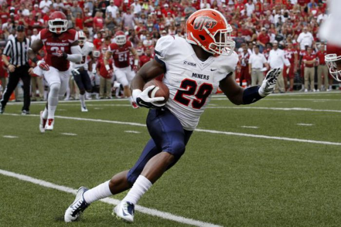 RSP Film Room No. 110: RB Aaron Jones (UTEP)