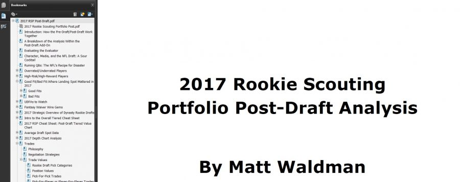 The 2017 RSP Post-Draft Is Now Available!