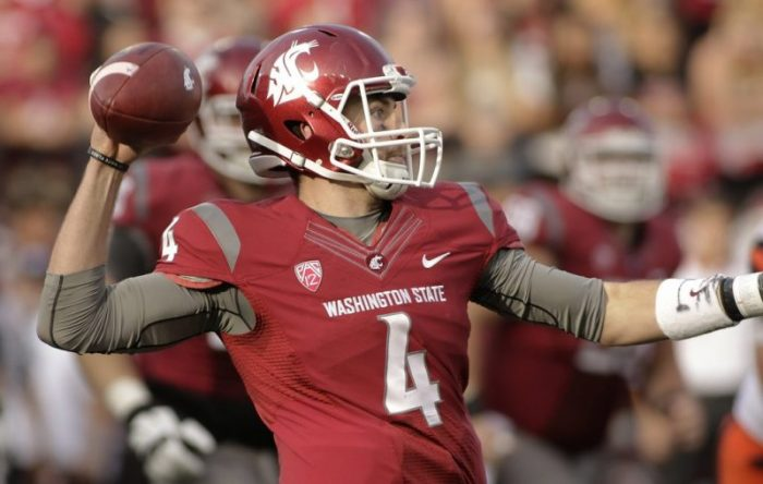 RSP Boiler Room No. 127: QB Luke Falk's (Washington St) Trio Of Compelling Traits