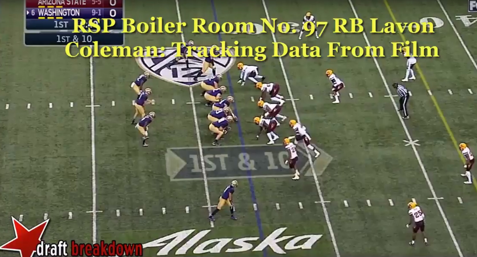 RSP Boiler Room No. 97 RB Lavon Coleman (Washington): Is This A Block?