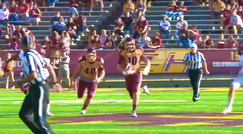 Dallas Cowboys QB Cooper Rush RSP Pre-Draft Sample Report