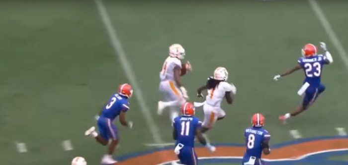 RSP Film Room No. 118: RB John Kelly (Tennessee), Extended Look