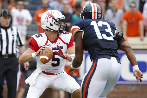 RSP Boiler Room No. 120: QB Kyle Lauletta (Richmond), Quiet Feet