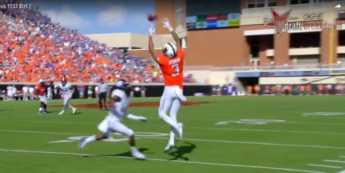RSP Boiler Room No. 122: WR Marcell Atemen's Route Running And Attack