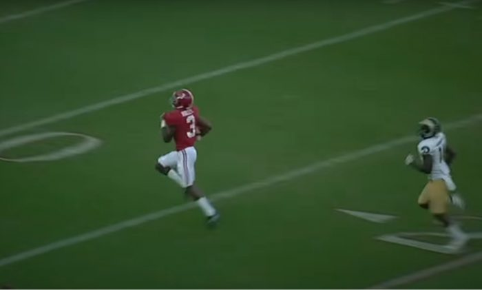 RSP Boiler Room No. 124: WR Calvin Ridley And The Technique of Sudden