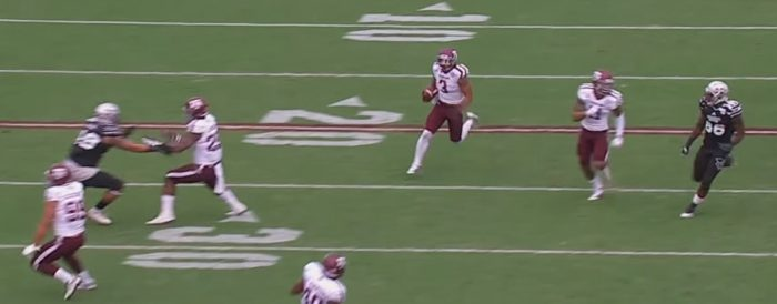 RSP Boiler Room No. 123: WR Christian Kirk, Texas A&M