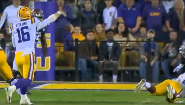 RSP's David Igono on Danny Etling: Anticipation or Overcompensation?
