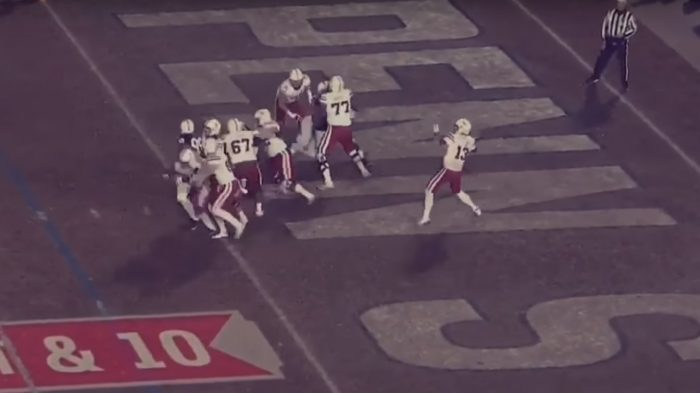 RSP's David Igono On QB Tanner Lee (Nebraska): Tunnel Vision