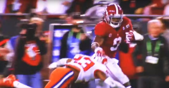 Matt Waldman's RSP Twitter Vids: RB Bo Scarbrough (Alabama)