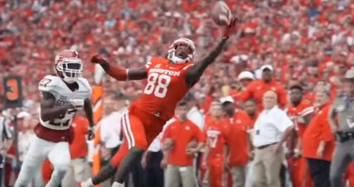 Matt Waldman's RSP Twitter Moments: WR Steven Dunbar (Houston)