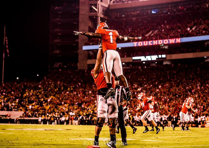 Matt Waldman's RSP Twitter Moments: RB Sony Michel (Georgia)