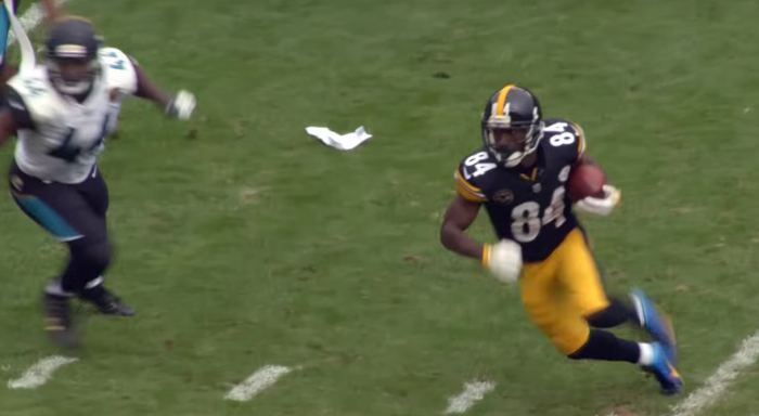 Matt Waldman's RSP Tweet of The Week: Ross Cooper's Breakdown of WR Antonio Brown