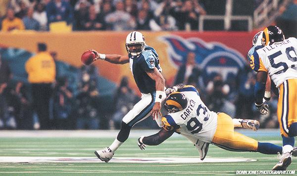 RSP NFL Lens: QB Steve McNair