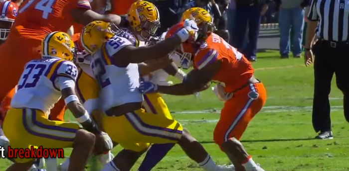 Matt Waldman's RSP Boiler Room No. 143 RB Jordan Scarlett (Florida): Pass Protection