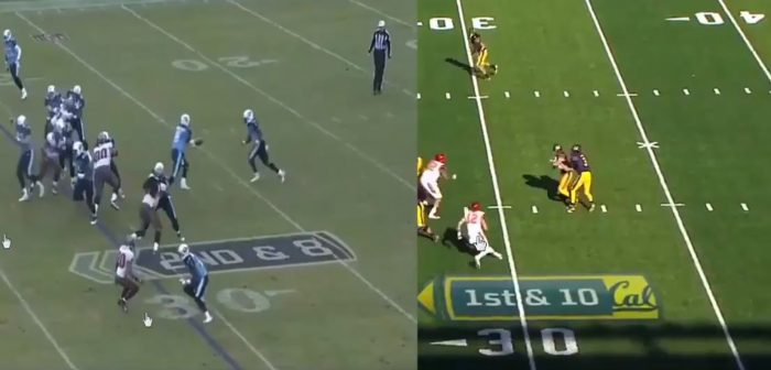 RSP Boiler Room No. 150 RB Patrick Laird (Cal): Footwork vs. Penetration And A Lesson From Chris Johnson