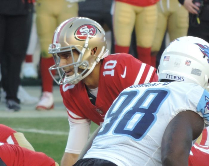 Mark Schofield's RSP Summer Scouting Series: Jimmy Garoppolo Part 1 (Footwork)