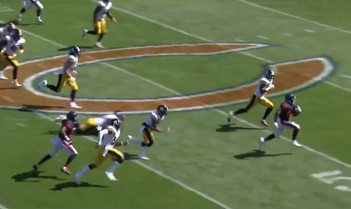 Matt Waldman's NFL Lens RB Tarik Cohen's 2017 Review and 2018 Preview