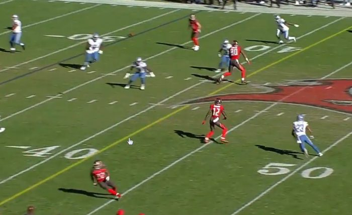 Matt Waldman's RSP NFL Lens WR Chris Godwin: Red Zone Specialist?