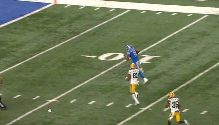 Matt Waldman's RSP NFL Lens: Will Lions WR Kenny Golladay Become a Primary Option in 2018?