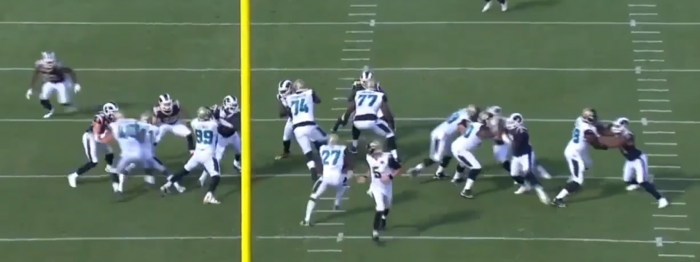 Matt Waldman's RSP NFL Lens Jacksonville Jaguars Ground Game: Numbers Advantage
