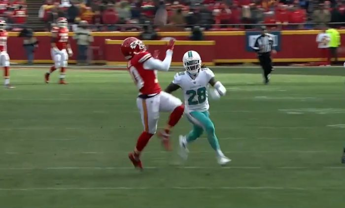 Matt Waldman's RSP NFL Lens: The Tyreek Hill Template for 2018 Tarik Cohen