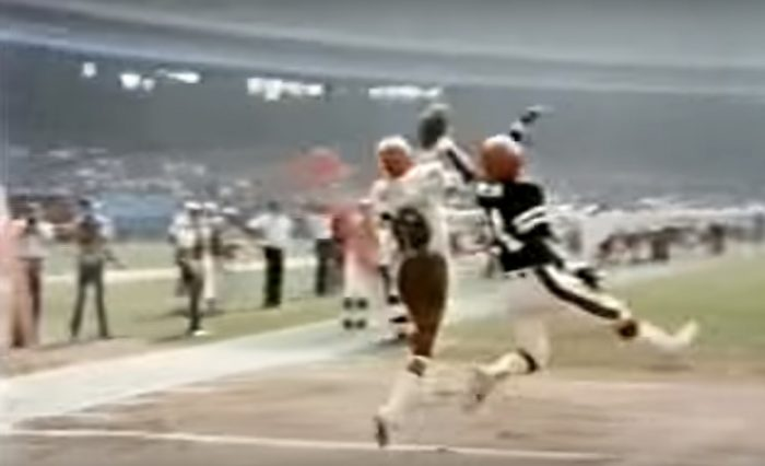 Matt Waldman's RSP Old School: Back Shoulder Fade, 1978