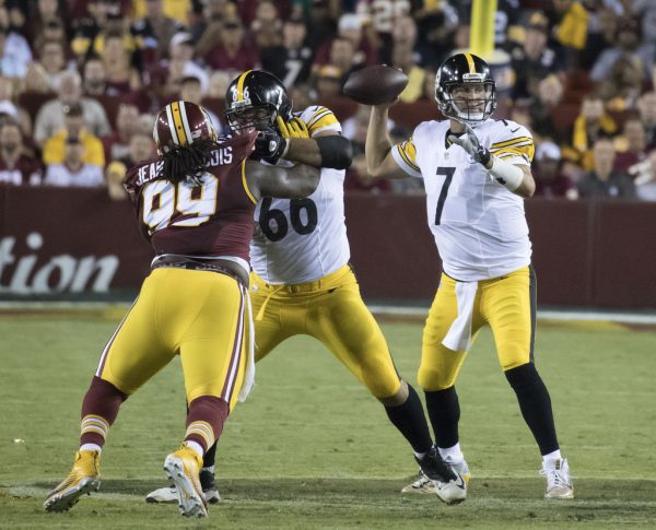 RSP NFL Lens: Creating with Ben Roethlisberger by Mark Schofield