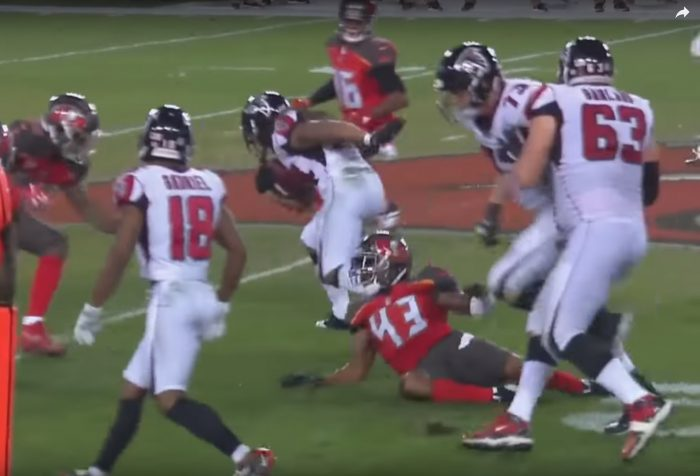 Matt Waldman's RSP NFL Lens: RB Devonta Freeman's (Falcons) Processing And Conviction