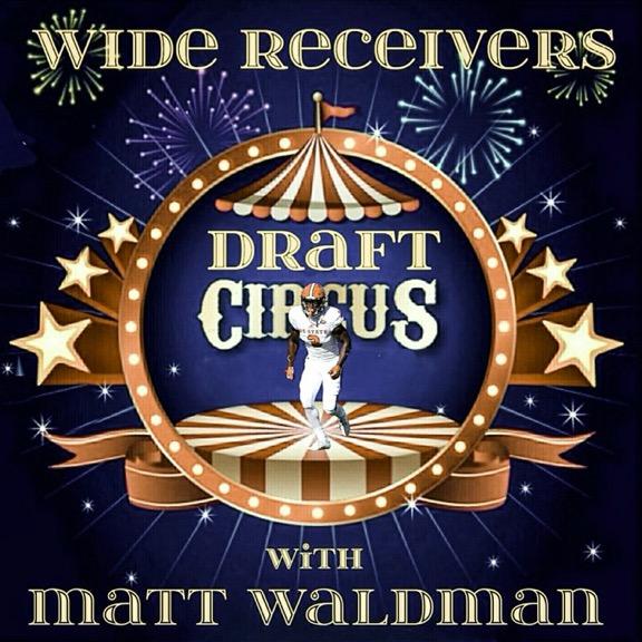 Matt Waldman's RSP Joins the  Aussie Guys Pod: 2019 WR Class
