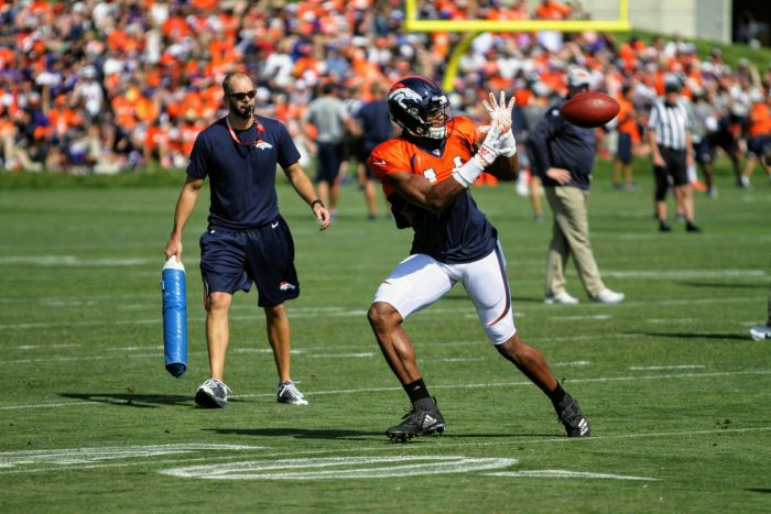 Courtland Sutton: Why Route Running Matters by Broncos CB Chris Harris
