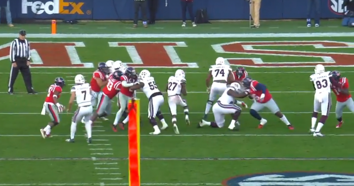 RSP Boiler Room No. 157 RB Aeris Williams (Mississippi St.): Long Eye