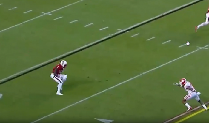 RSP Boiler Room No.164 WR Kelvin Harmon (NC State): Give Me Three Steps…