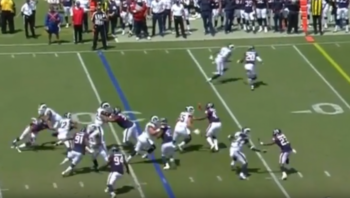 Matt Waldman's RSP NFL Lens RB John Kelly (Rams): Efficient Feet