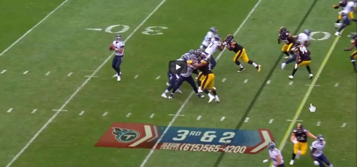 Mark Schofield's RSP NFL Lens: Trubisky, Mariota and When Mechanics Matter