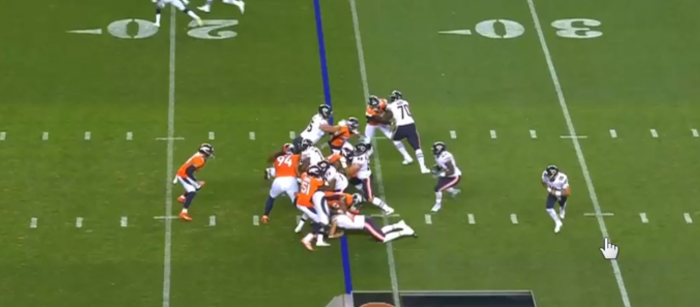 Matt Waldman's RSP NFL Lens RB Jordan Howard (Chicago): Point the Toe, the Hips Will Follow